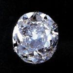 бриллиант с названием «Кохинор» Гора Света