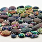 Фото перламутровых камней