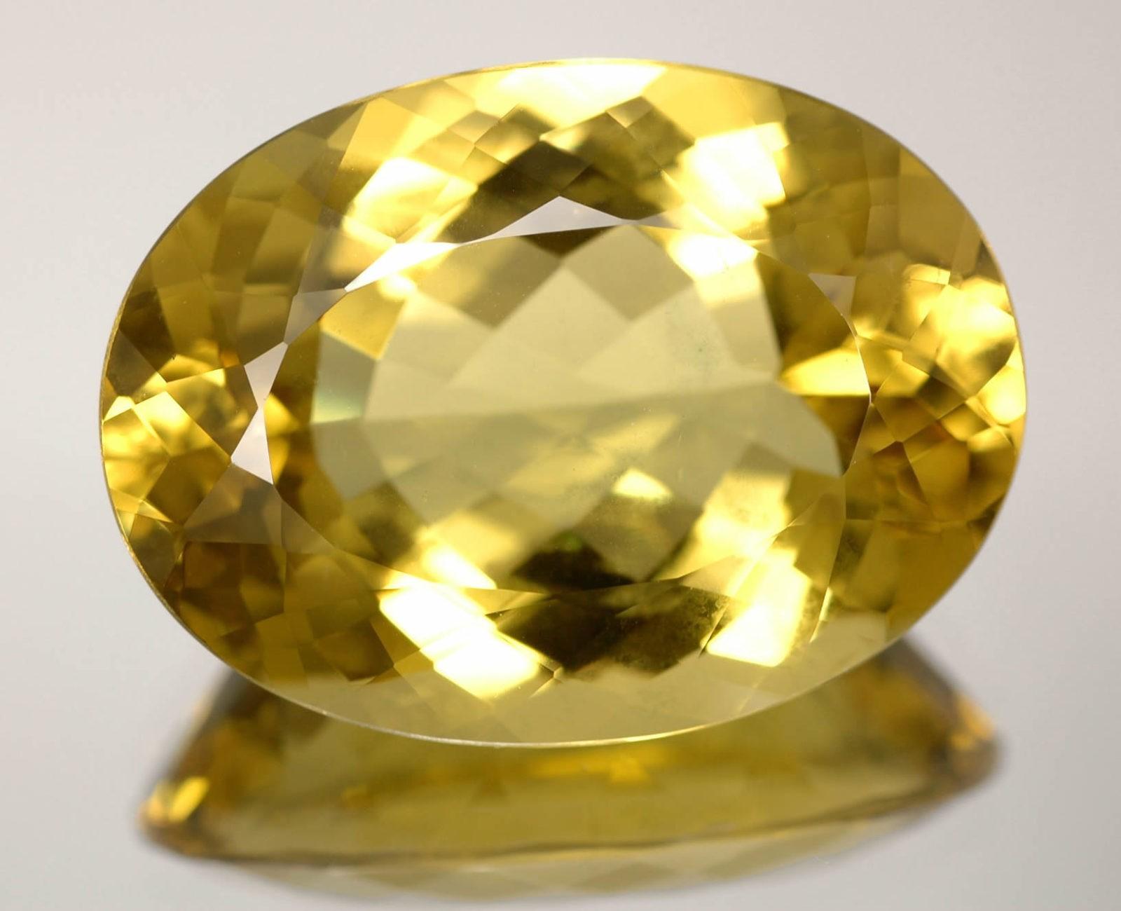 Драгоценные камни берилл