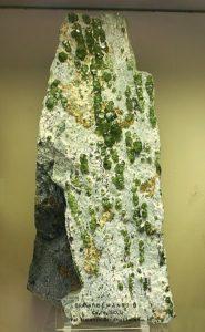 Месторождения демантоида известны в Намибии, Танзании, Кении и России