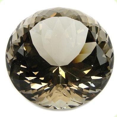 Описание камня Раухтопаз, его лечебные и магические свойства, фото минерала