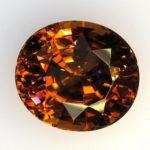 Драгоценный камень коричневого цвета название