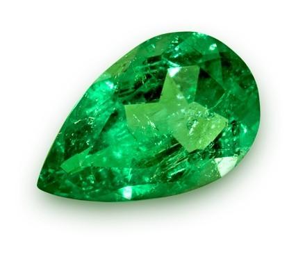 Изумруд (Смарагд) это прозрачная разновидность берилла зеленых оттенков