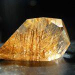 Волосатик – минерал под названием «волосы Венеры»
