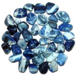 Чаще других встречается содалит синего или голубого цвета