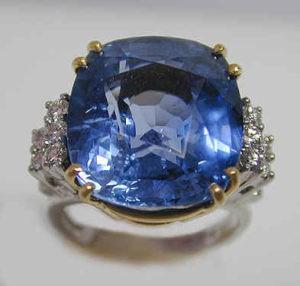 Как и другие камни, сапфир обладает специфическими магическими свойствами.