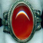 Сердолик насыщенного красного цвета (карнеол) повысит сексуальную привлекательность и поможет избежать ссор