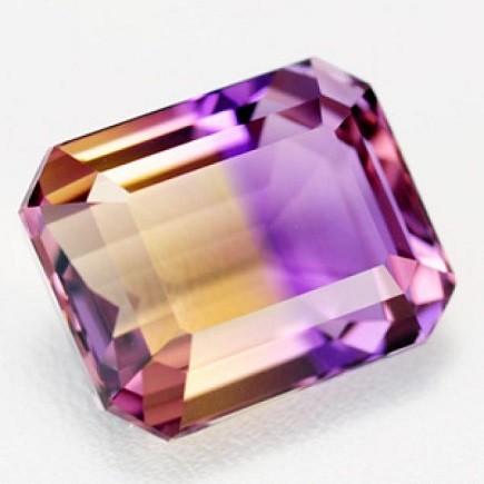 Камень аметрин, его свойства и значение, знак зодиака