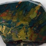 Основные месторождения качественного гелиотропа находятся в Индии в окрестностях Калькутты и в Египте
