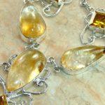 Рутиловый кварц считается магическим камнем