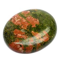 Камень унакит и его магические и лечебные свойства