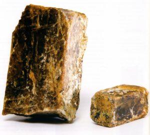 Андалузит из Южного Урала, Светлинское месторождение