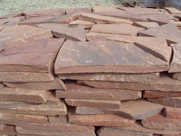 Камень песчаник, его свойства и применение.