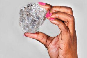 Ботсванский алмаз - самый большой драгоценный камень в мире за последние 100 лет