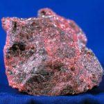 Минерал киноварь, ее применение и свойства камня