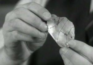 Алмаз Джонкер до его огранки