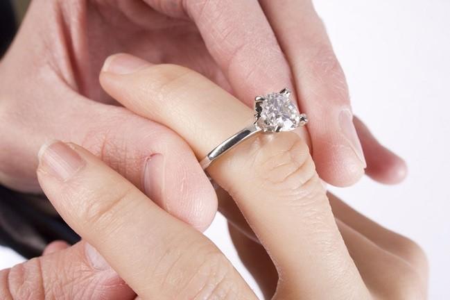 Женский камень для замужества