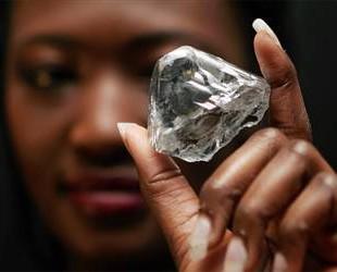 Алмаз Обещание Лесото - история знаменитого бриллианта