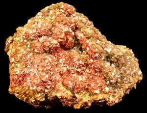 Камень сидерит