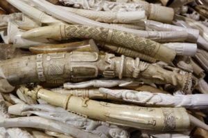 Обереги и амулеты из слоновой кости являются одними из самых древнейших магических предметов