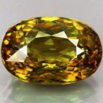Камень титанит (сфен) и его свойства