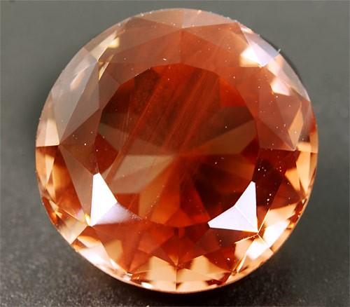 Камень падпараджа и магические свойства оранжевого сапфира